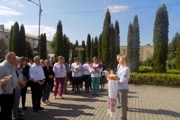До Шумська на Тернопільщині завітала делегація з Польщі (Фото)