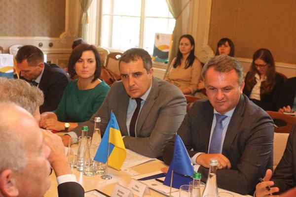 Львівщина – лідер у залученні коштів на транскордонну співпрацю