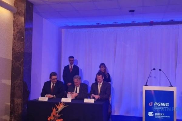 Польська та українська компанії видобуватимуть газ на Львівщині
